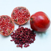 Dried Pomegranate