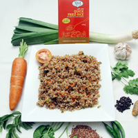 Fried Rice Red