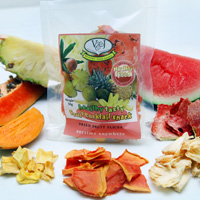 Dried Snack Mixed Fruit
