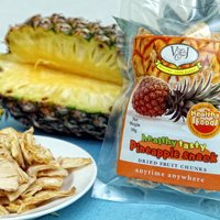 Dried Snack Pineapple